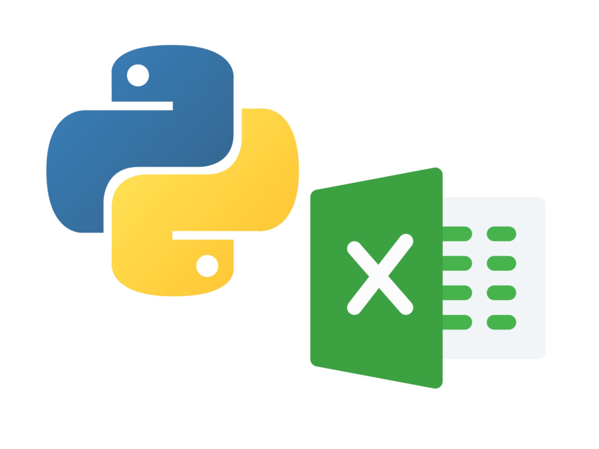 Manejando Hojas de Cálculo con Python